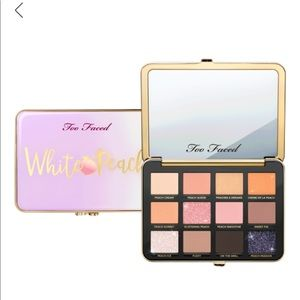 🎀🆕Too Faced White Peach Palette🎀